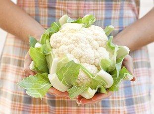 Как хранить цветную капусту в домашних условиях