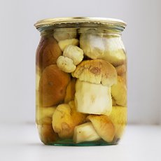 Как мариновать белые грибы: рецепты домашних заготовок на зиму