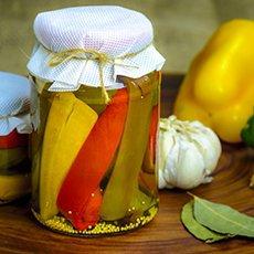 Перцы в медовой заливке на зиму: рецепты вкусных заготовок