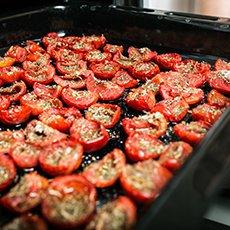 Вяленые помидоры: рецепты для духовки