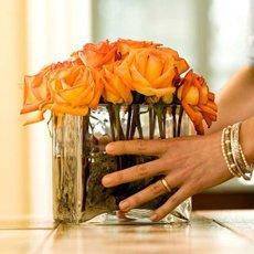 Как сохранить букет роз подольше
