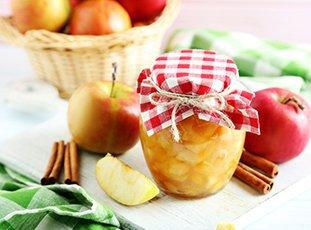 Яблочное варенье с корицей на зиму