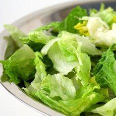 Как заморозить листья салата