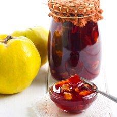 Варенье из айвы с грецкими орехами: рецепты домашних заготовок