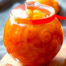 Варенье из апельсиновых корок: рецепты домашних заготовок