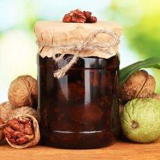 Варенье из грецких орехов: оригинальные рецепты домашних заготовок
