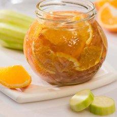 Варенье из кабачков с апельсином