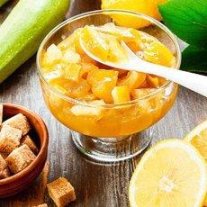 Варенье из кабачков с лимоном: рецепты домашних заготовок