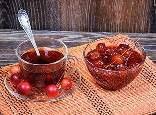 Варенье из китайки с хвостиками: рецепты сладких заготовок на зиму