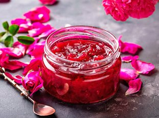 Варенье из лепестков роз: пошаговые рецепты