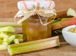Варенье из ревеня: 5 рецептов вкусных заготовок