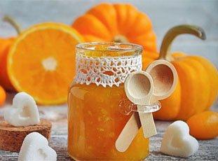 Варенье из тыквы с апельсином: рецепты на зиму